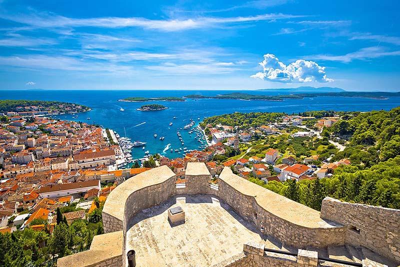 جزایر دالماسی در کرواسی