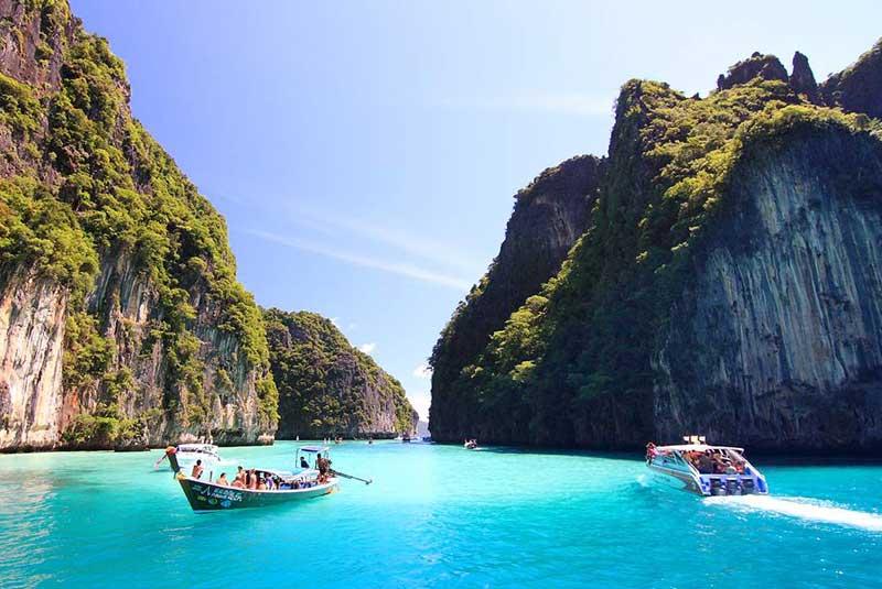 جزایر فی فی تایلند