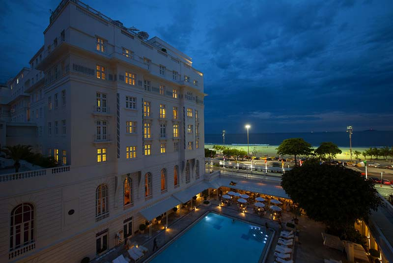 تاریخی ترین هتل های دنیا