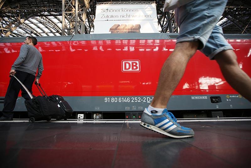 قطار ریلی آلمان