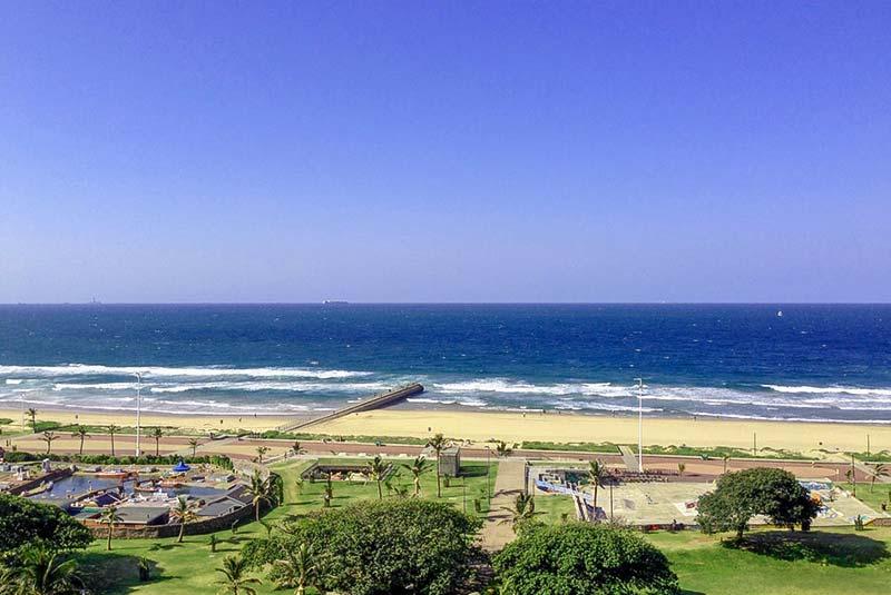 ساحل گلدن ماین در آفریقای جنوبی