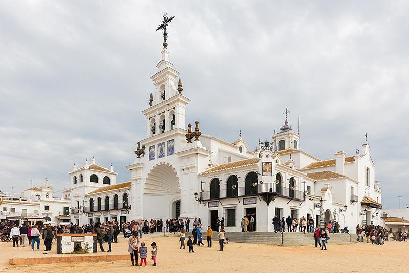 خانقاه ال روسیو در اسپانیا