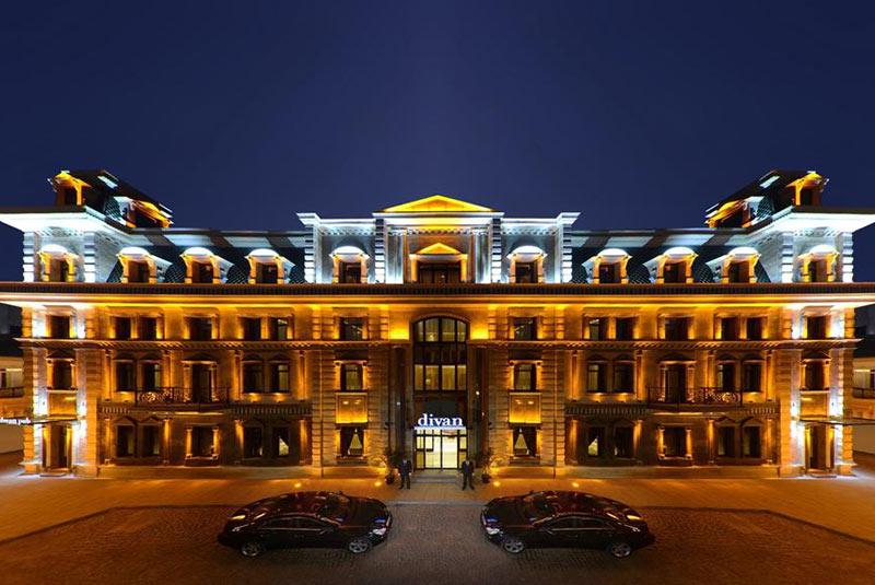 هتل های باتومی