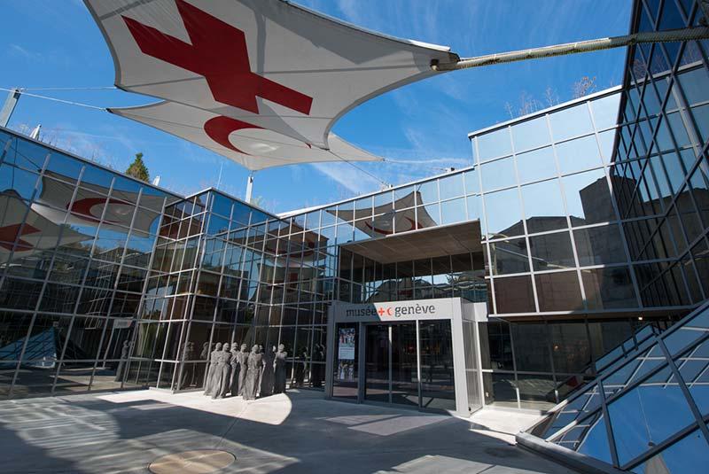 موزه صلیب سرخ و هلال احمر در ژنو