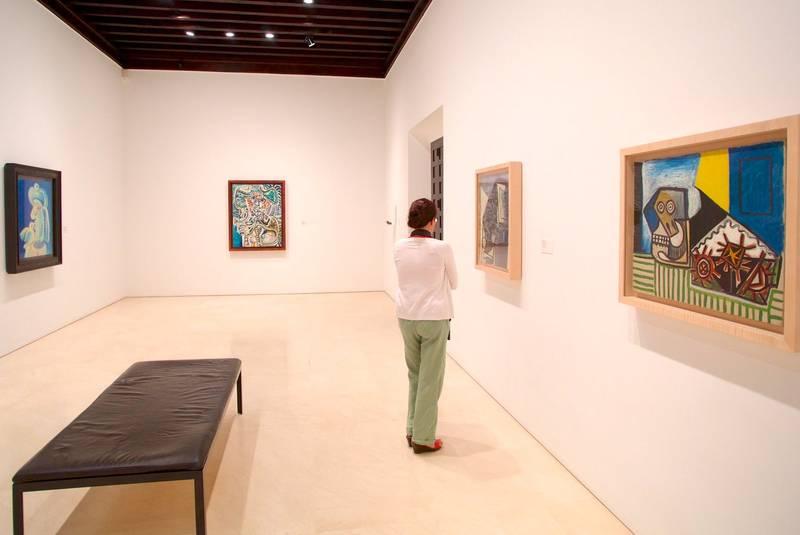 بهترین موزه های مالاگا