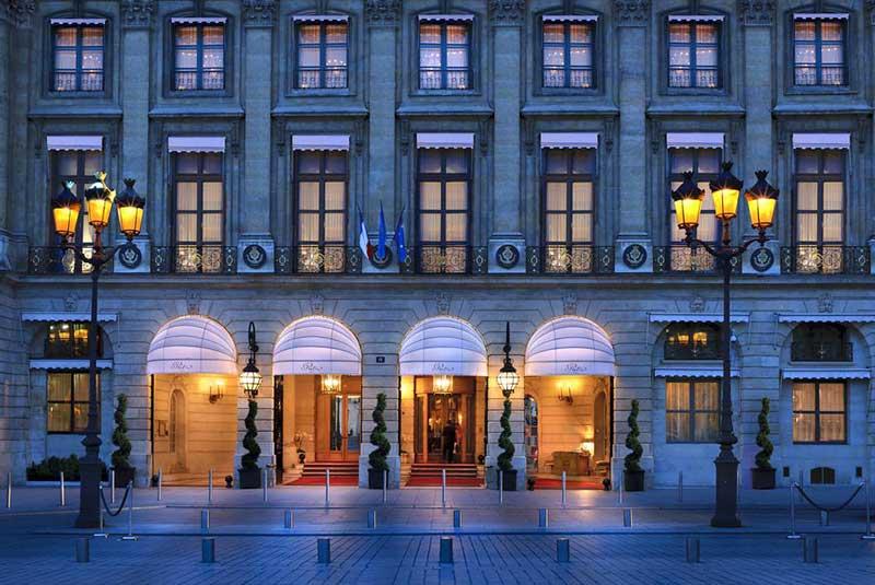 هتل های پاریس