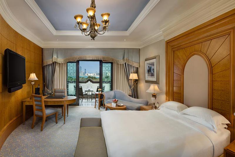 هتل کاخ امارات در ابوظبی