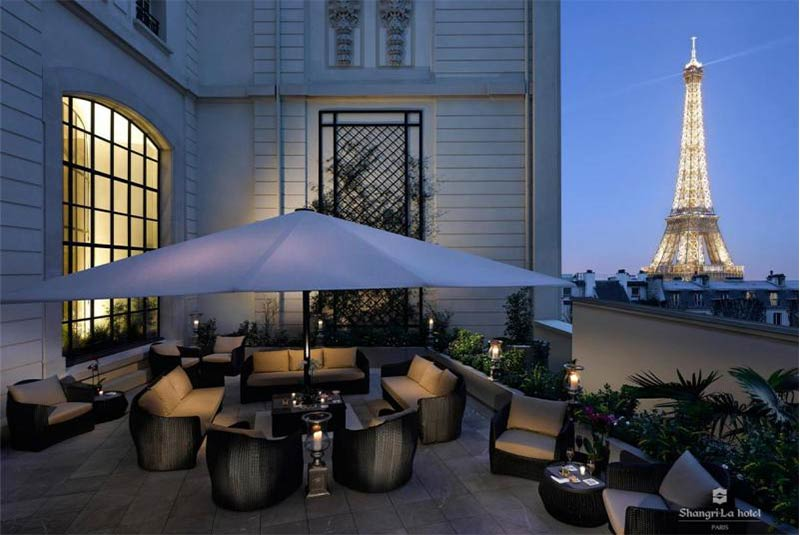 هتل شانگری لای پاریس