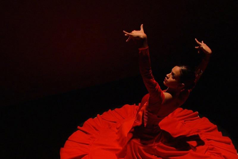 رقص فلامنکو