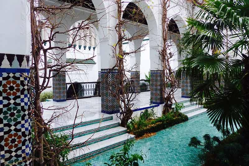 مسجد بزرگ پاریس