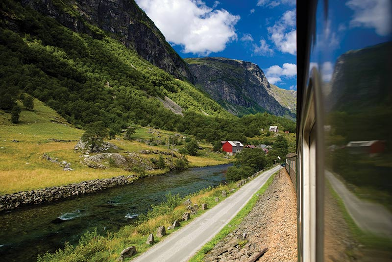 مسیر فلم، نروژ