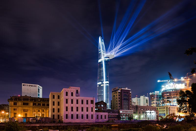 برج مالی بیتکس کو هوشی مین