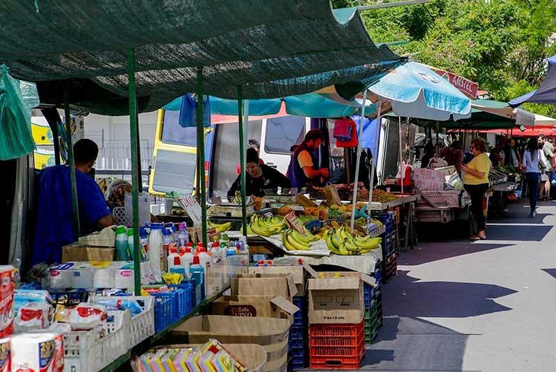 بازارهای سنتی تسالونیکی
