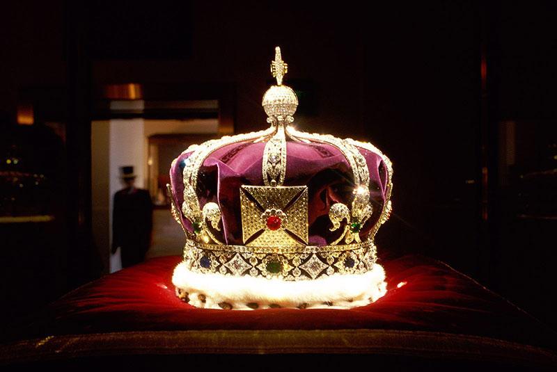 جواهرات سلطنتی انگلستان