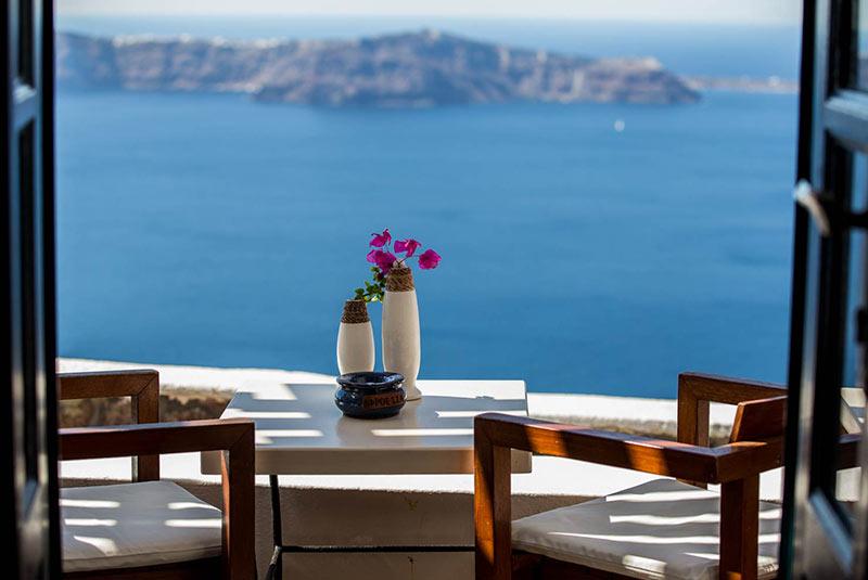 اقامتگاه های یونان
