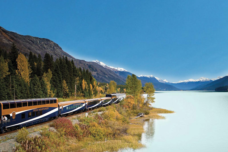 اولین گذرگاه کوهستان راکی به غرب کانادا