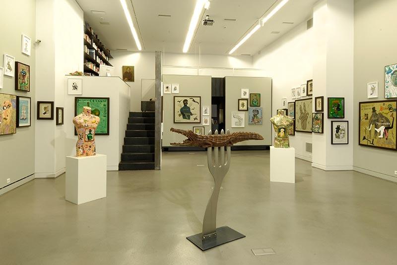 گالری های هنری مطرح شهر تسالونیکی
