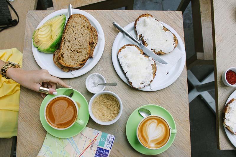 کافه فونداسیون - پاریس