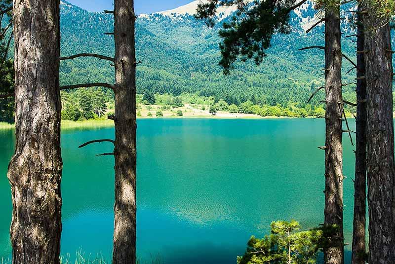 فضاهای سبز و کوهستانی آتن