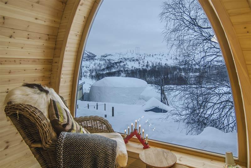 کرکنس اسنو هتل- کرکنس، نروژ