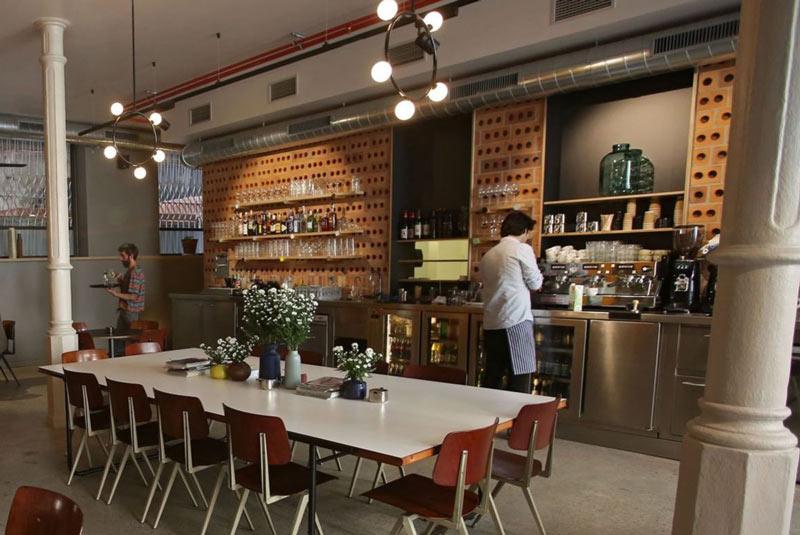 کافه های بارسلون