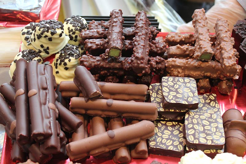 سالن شکلات پاریس