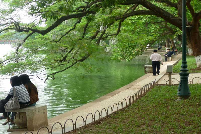 دریاچه هوان کیم - هانوی