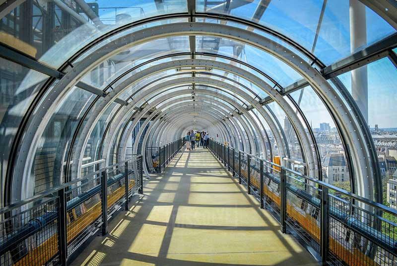 مرکز پمپیدو - پاریس