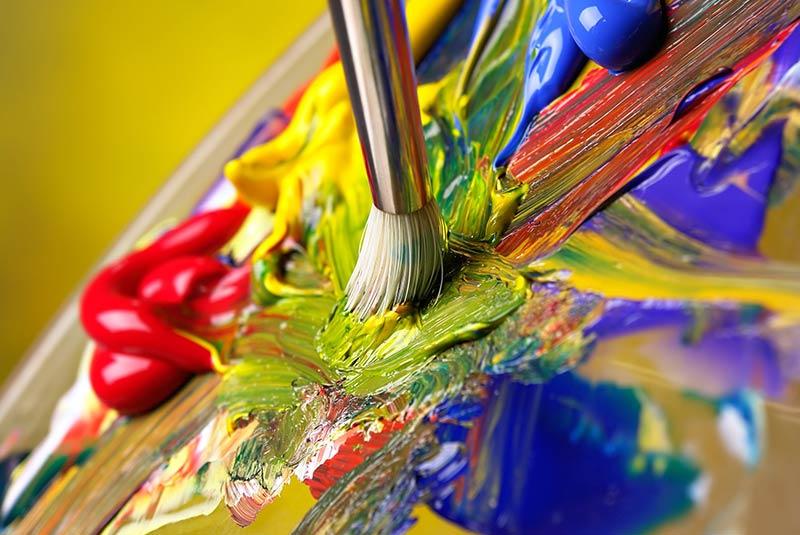 تکنیک های نقاشی لئوناردو داوینچی