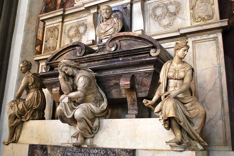مقبره میکل آنژ