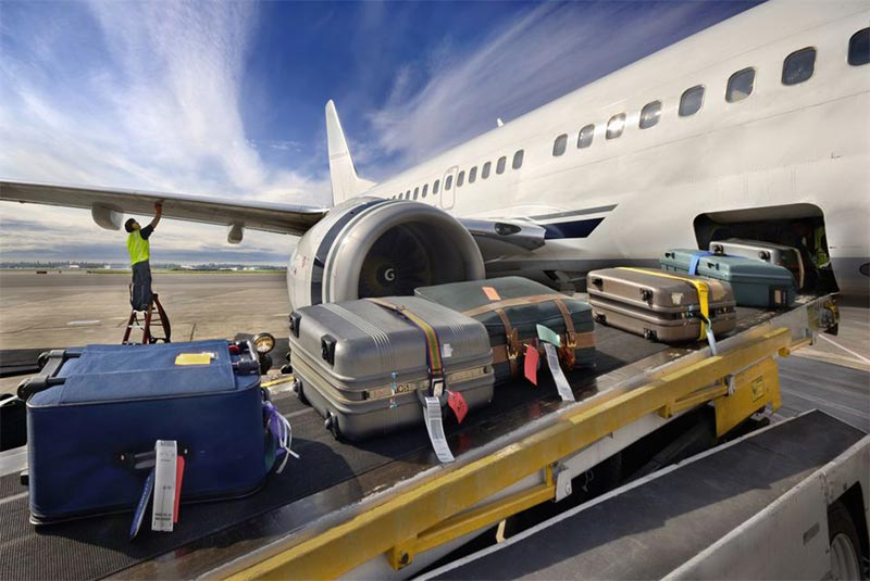 درخواست غرامت برای چمدان های گم شده یا آسیب دیده