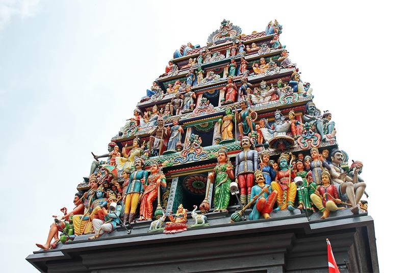 معبد هندو ماریامان