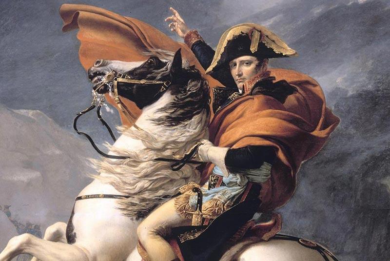 ناپلئون و لوور