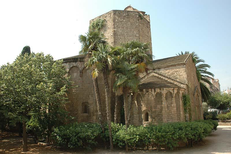 کلیسای سن پائو دل کمپ (کلیسای پل مقدس روستا)