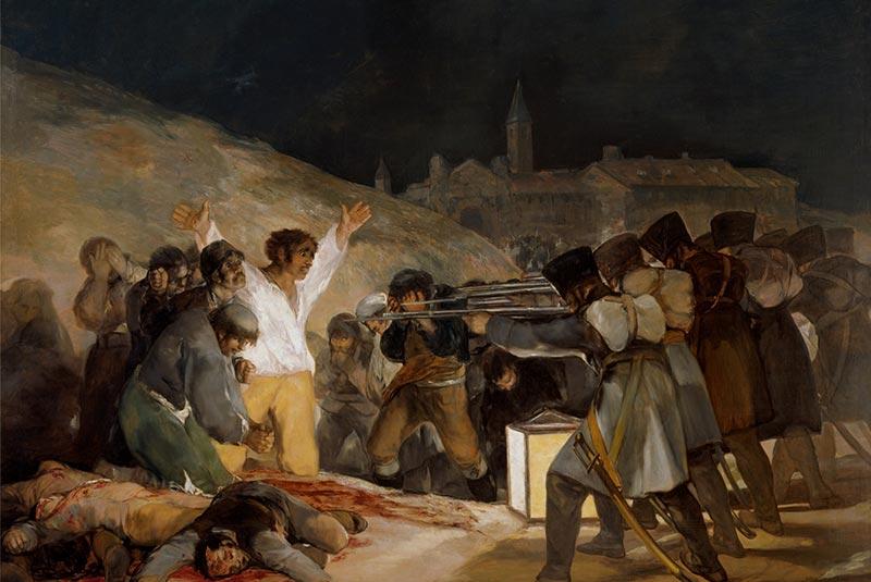 سوم ماه می ۱۸۰۸