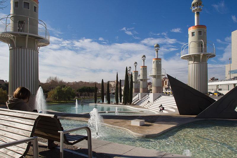 پارک صنعتی اسپانیا