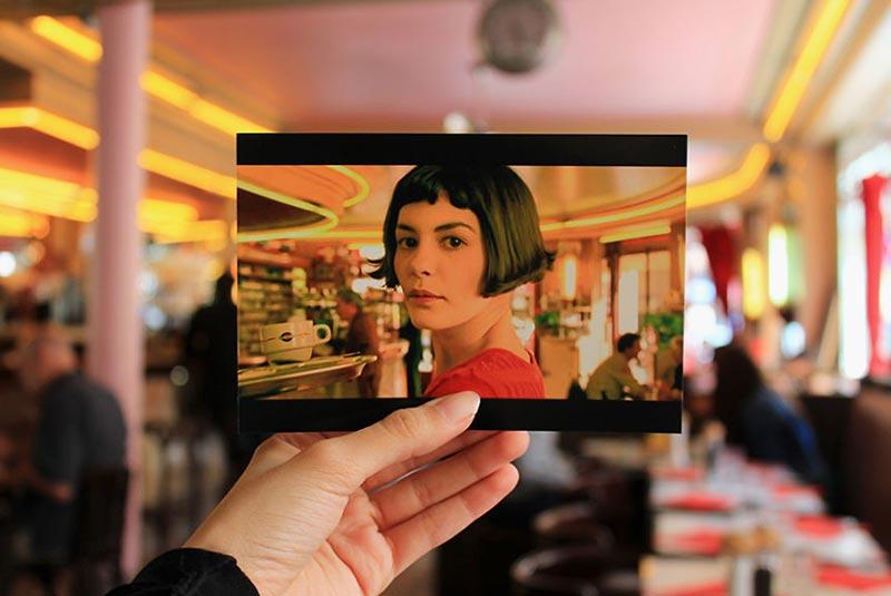 خیابان لوپیک - تماشای مردم پاریس