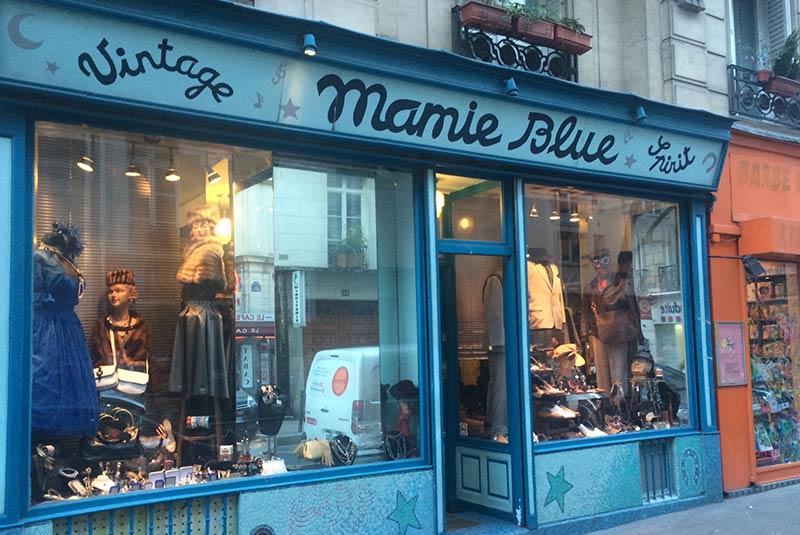 مامی بلو - پاریس