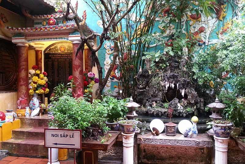 چهار معبد مقدس هانوی - باک ما