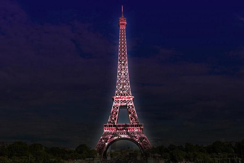 المپیک ۲۰۲۴ برج ایفل