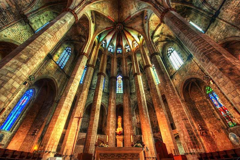 کلیسای سانتا ماریا دل مار