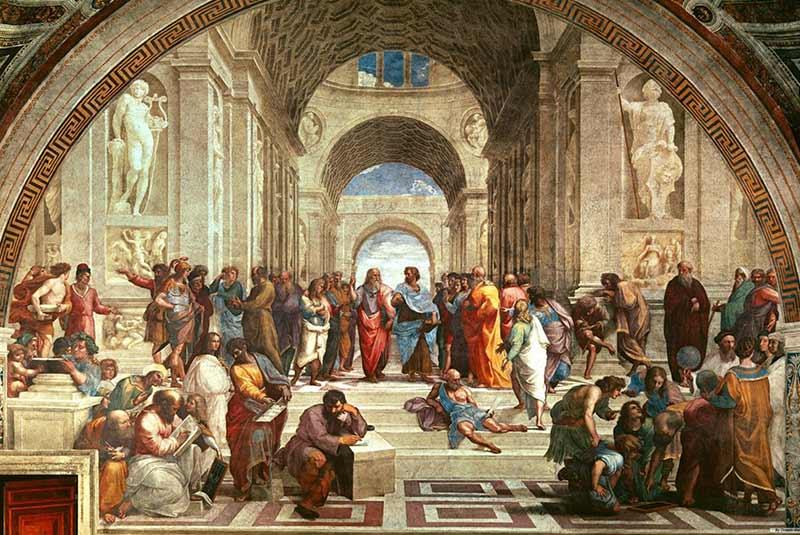 دموکراسی در آتن باستان