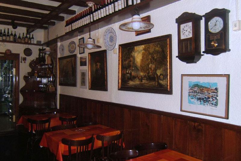 رستوران های بارسلون