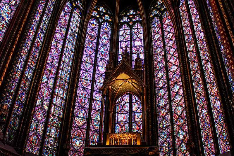 کلیسای سنت شاپل پاریس