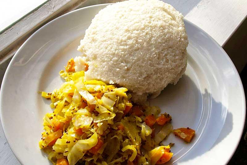 غذاهای تانزانیا