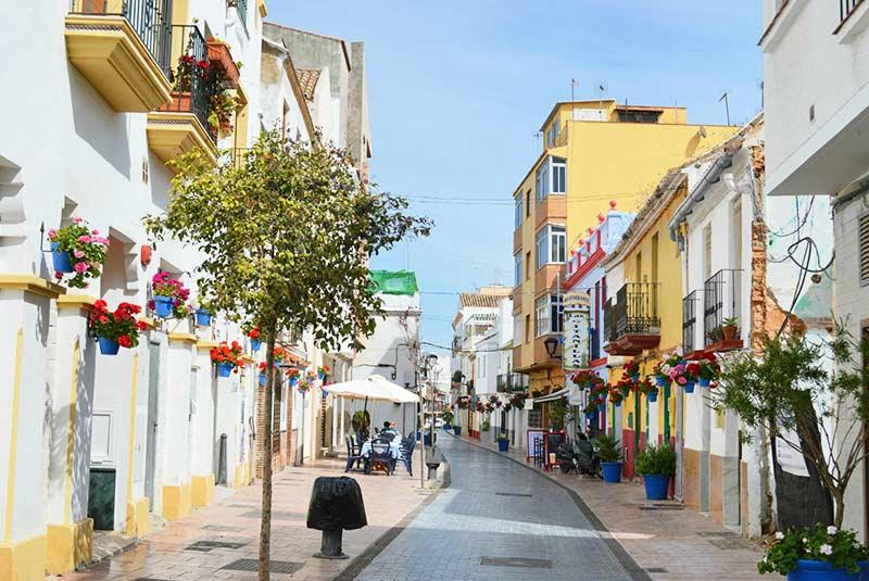 استپونا در اسپانیا