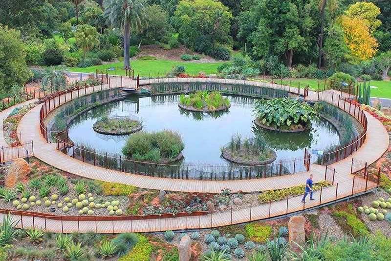 باغ گیاه شناسی سلطنتی ملبورن