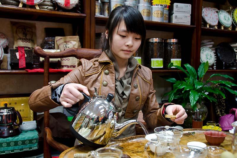 سوغات پکن چین