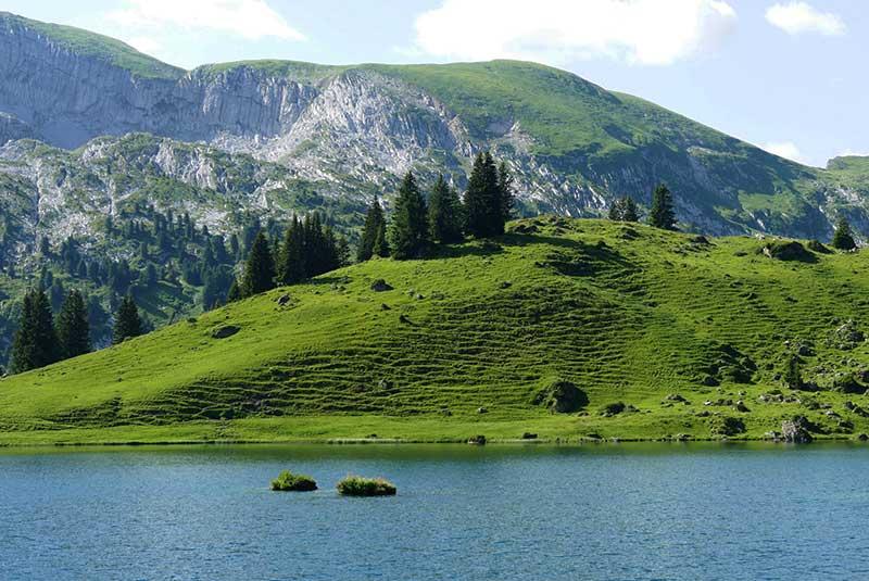 دریاچه سیبرگسی سوئیس