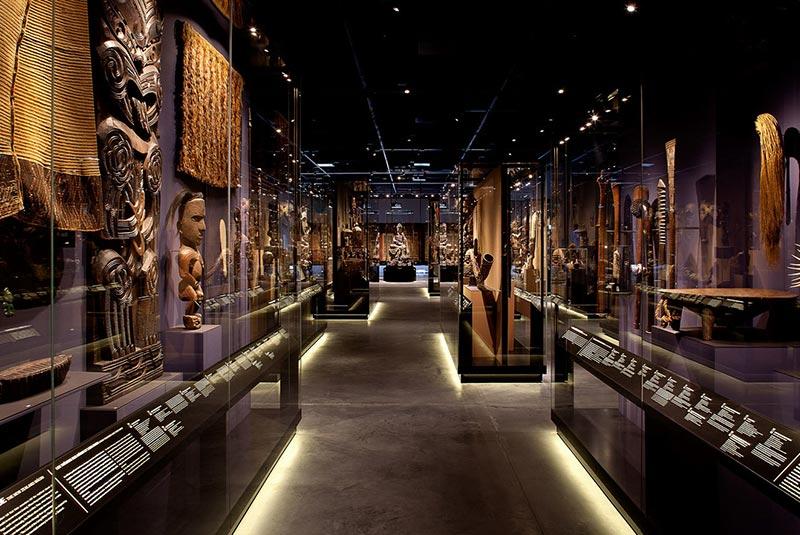 موزه مردم شناسی ژنو